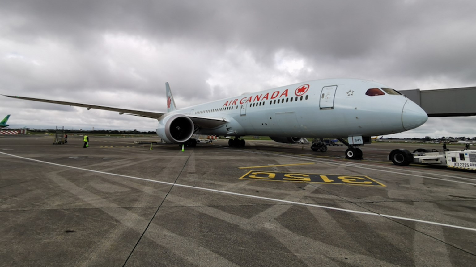 Air Canada in Dublin