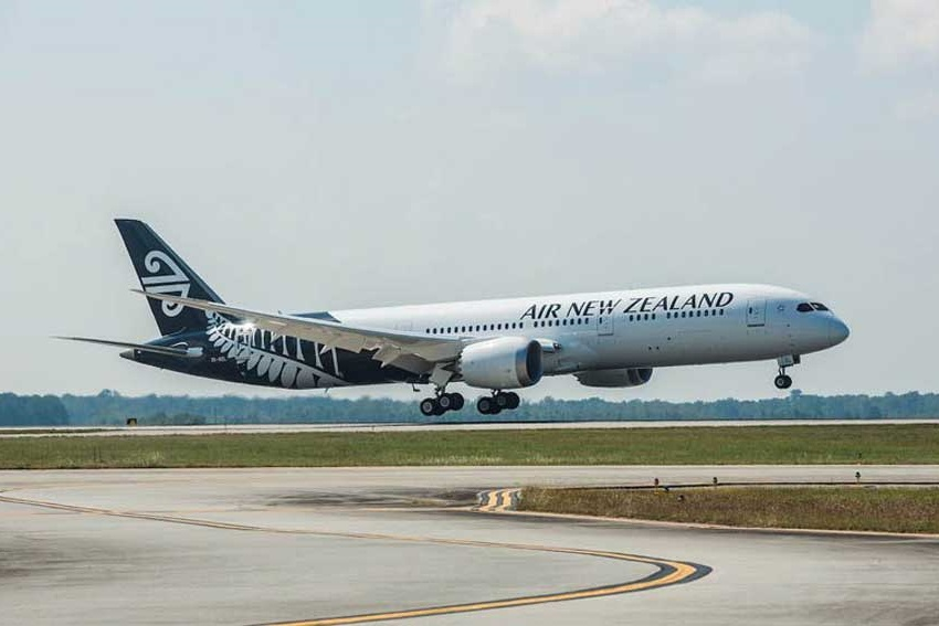Air New Zealand Dreamliner