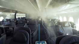 United plans fleetwide use of antimicrobial product