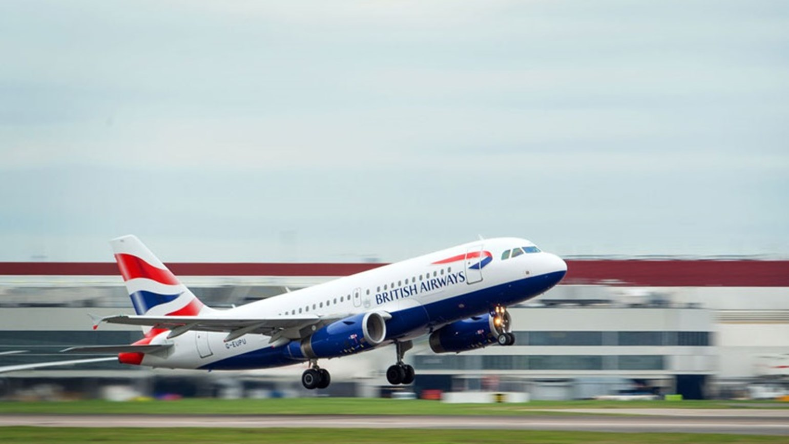IAG owns British Airways