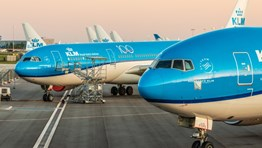 KLM secures €3.4bn in emergency financing