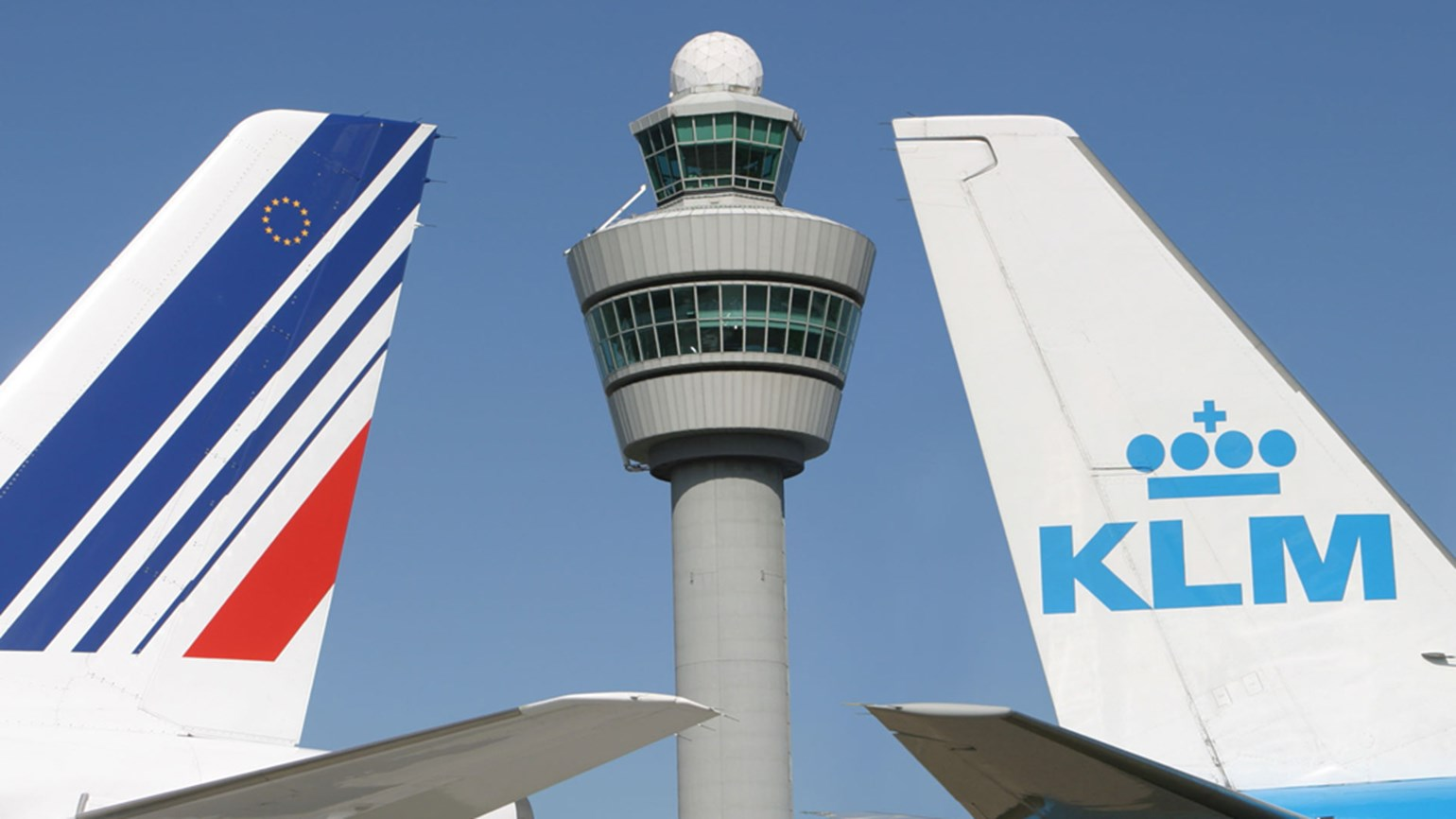 af klm tail fins air france