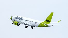 Quarantine requirements lead to drop in airBaltic passenger numbers