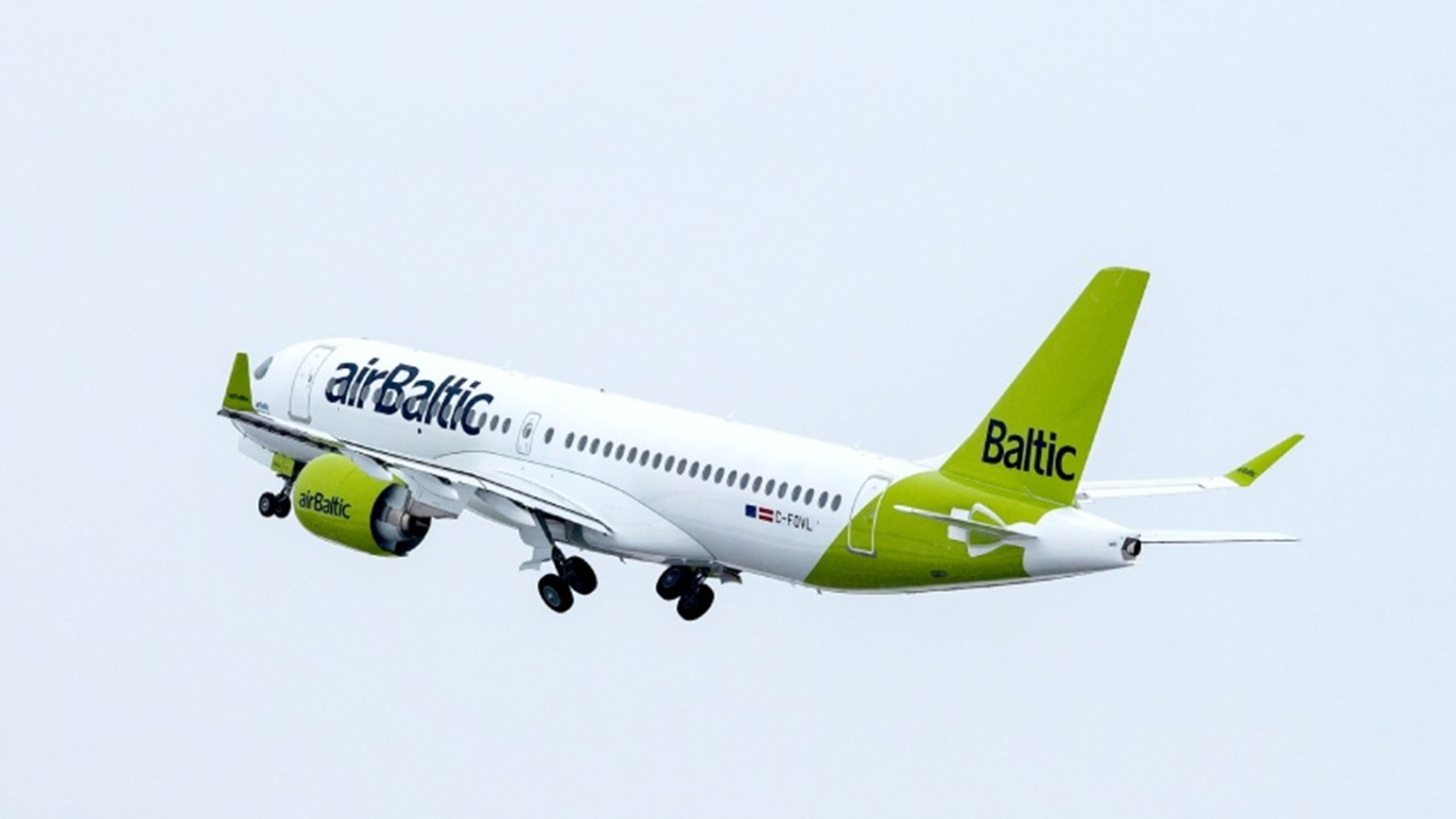 Airbaltic to restart flights to four European cities