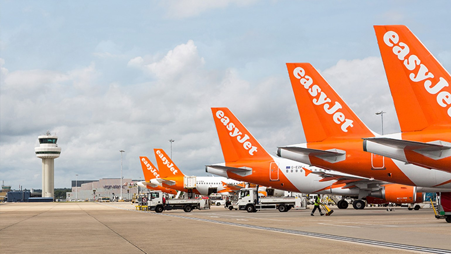 EasyJet bears brunt of England lockdown