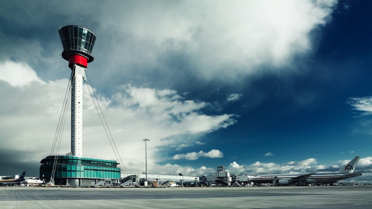 Heathrow airfield