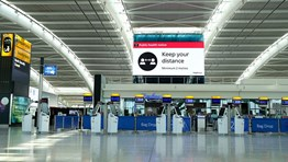 England's airports to get government support