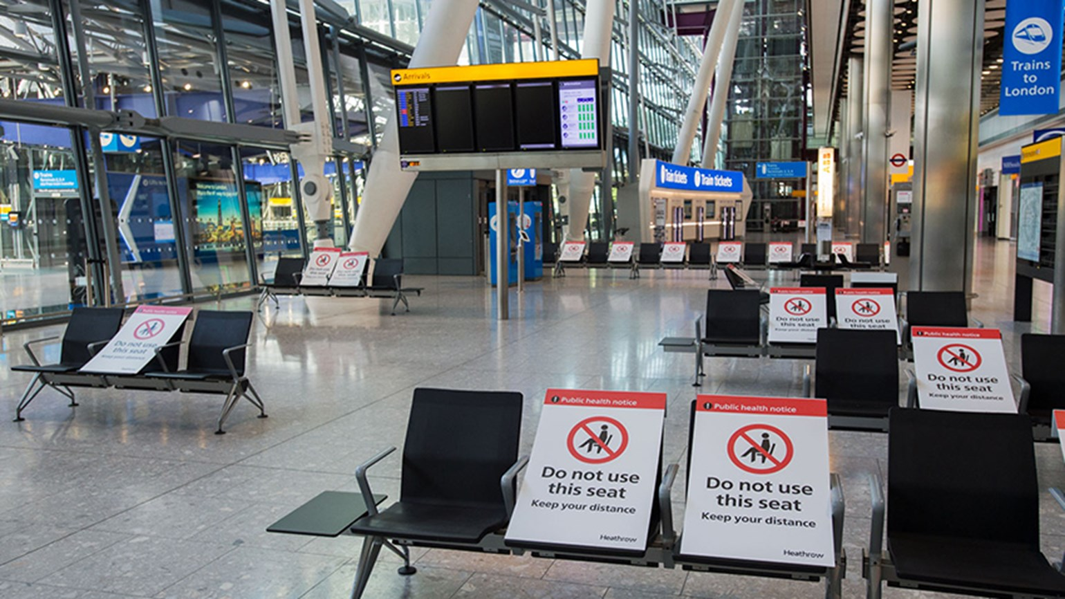 Heathrow: government support does not go far enough