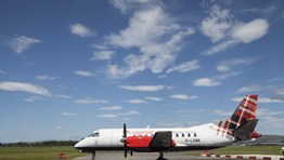 Loganair: Don't travel unless you must