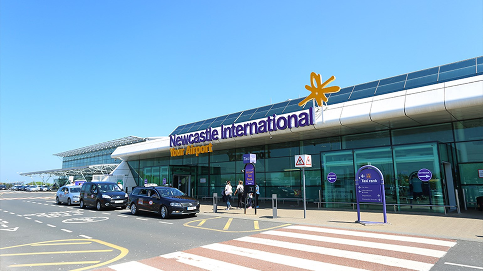 Newcastle Airport launches Covid testing facility