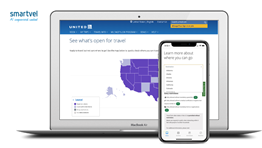 United launches interactive Covid restrictions map