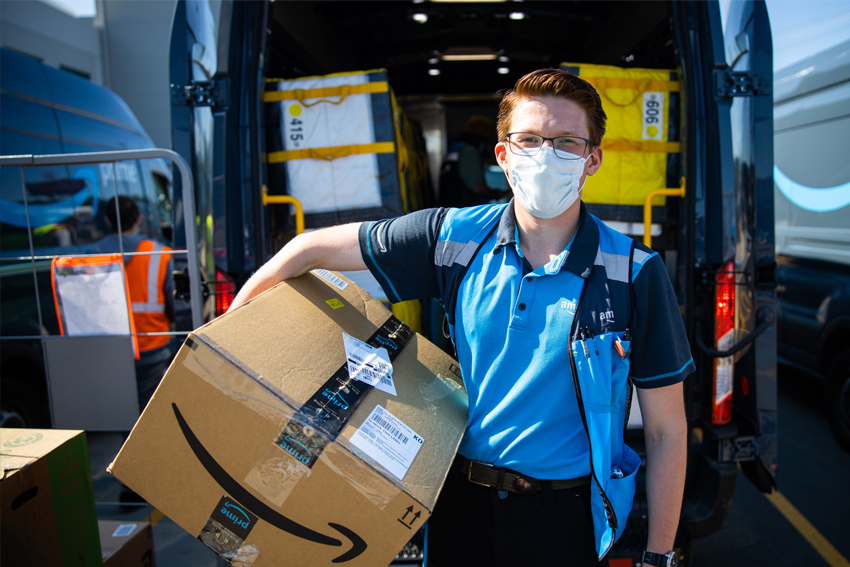 Amazon saved US$1 billion on travel in lockdown, says CFO | Business Travel  News Europe
