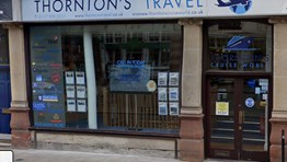 thorntons turnover travel