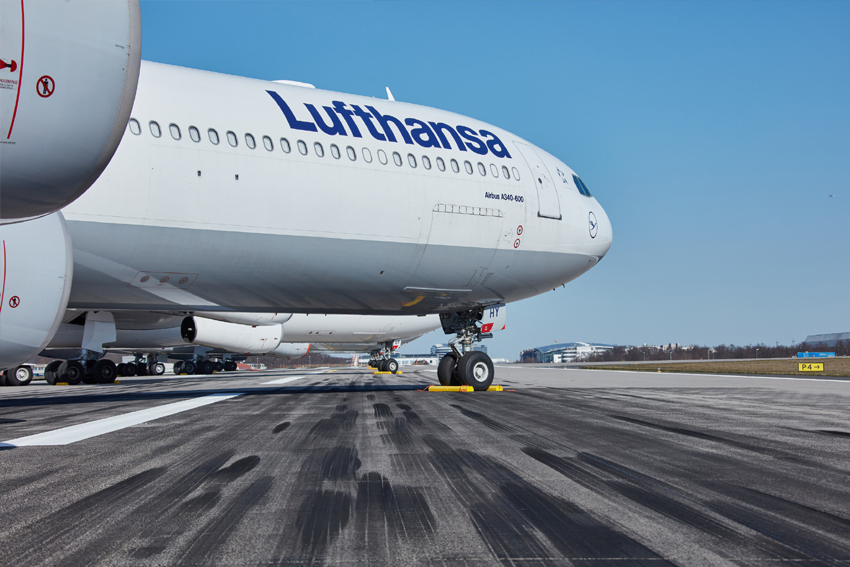 Siemens to book Lufthansa using NDC