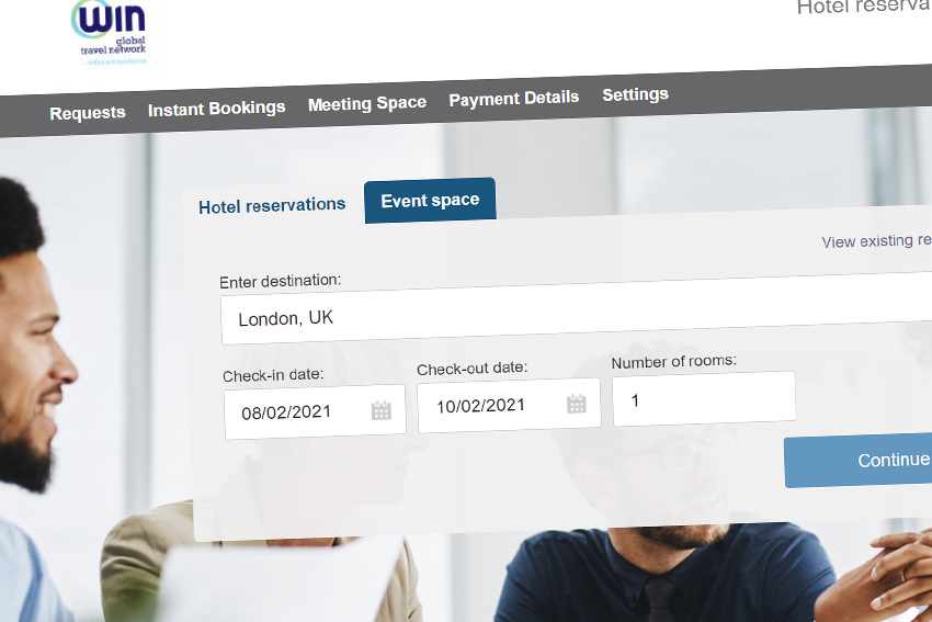 WIN signs accommodation aggregator deal