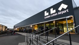 Luton Airport Express train service proposed