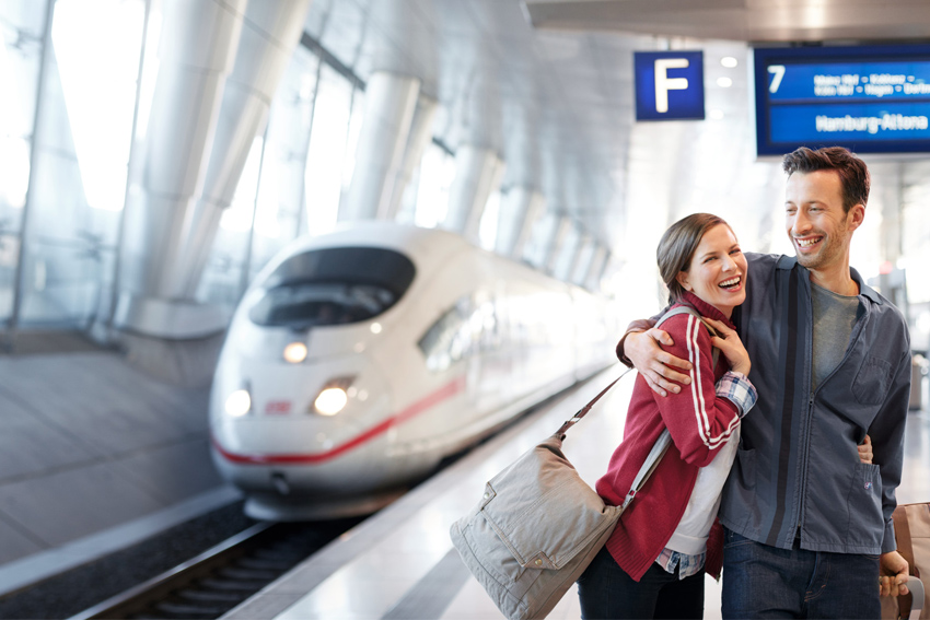 Lufthansa and Deutsche Bahn to offer more and faster connections