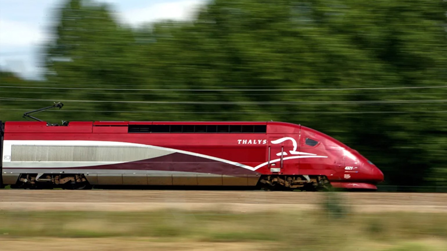 Thalys offering instant corporate discounts for October