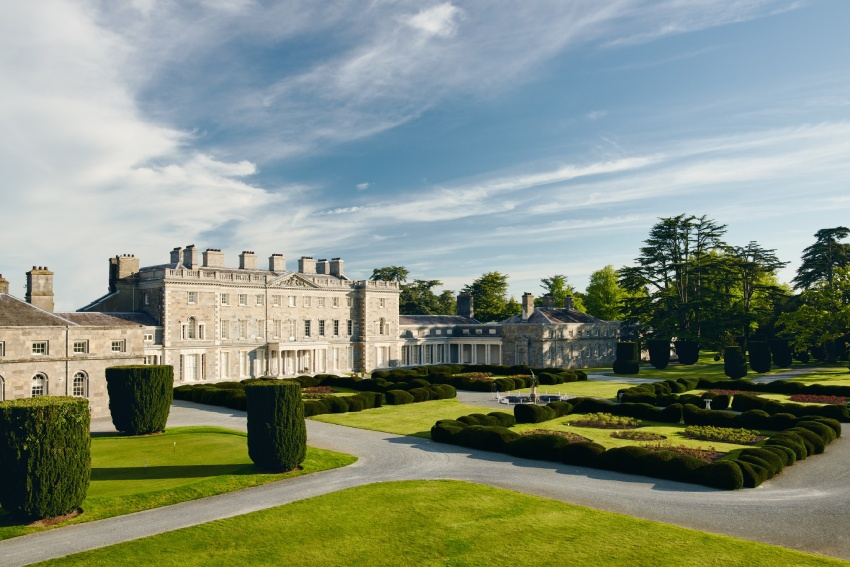Carton House in Ireland