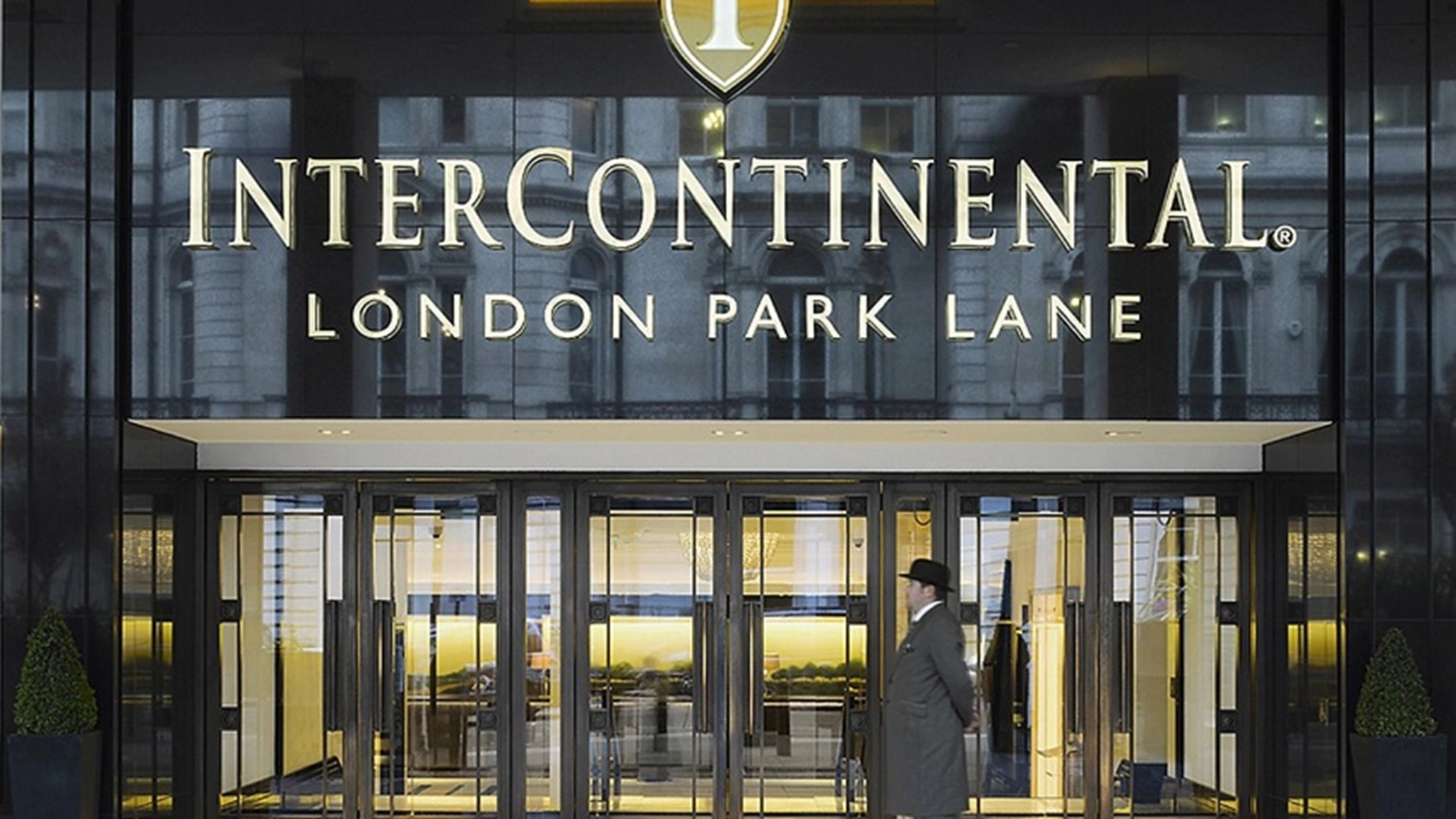 InterContinental Hotel London Park Lane