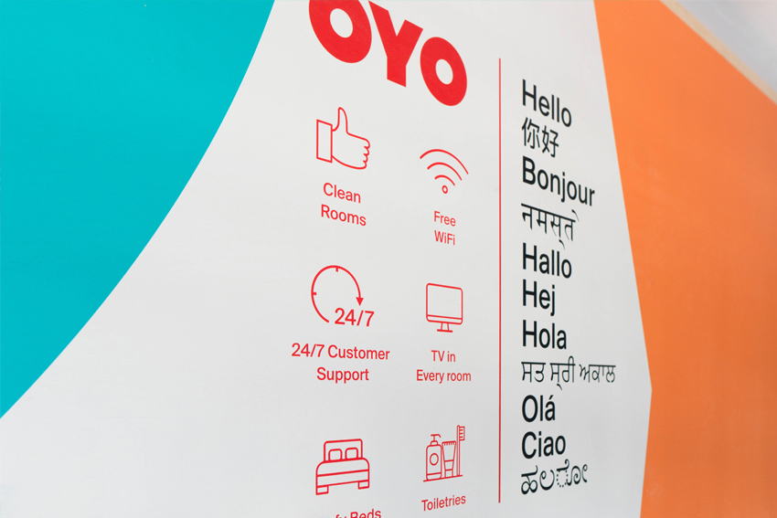 OYO lowers fees and adds 1,200 UK rooms