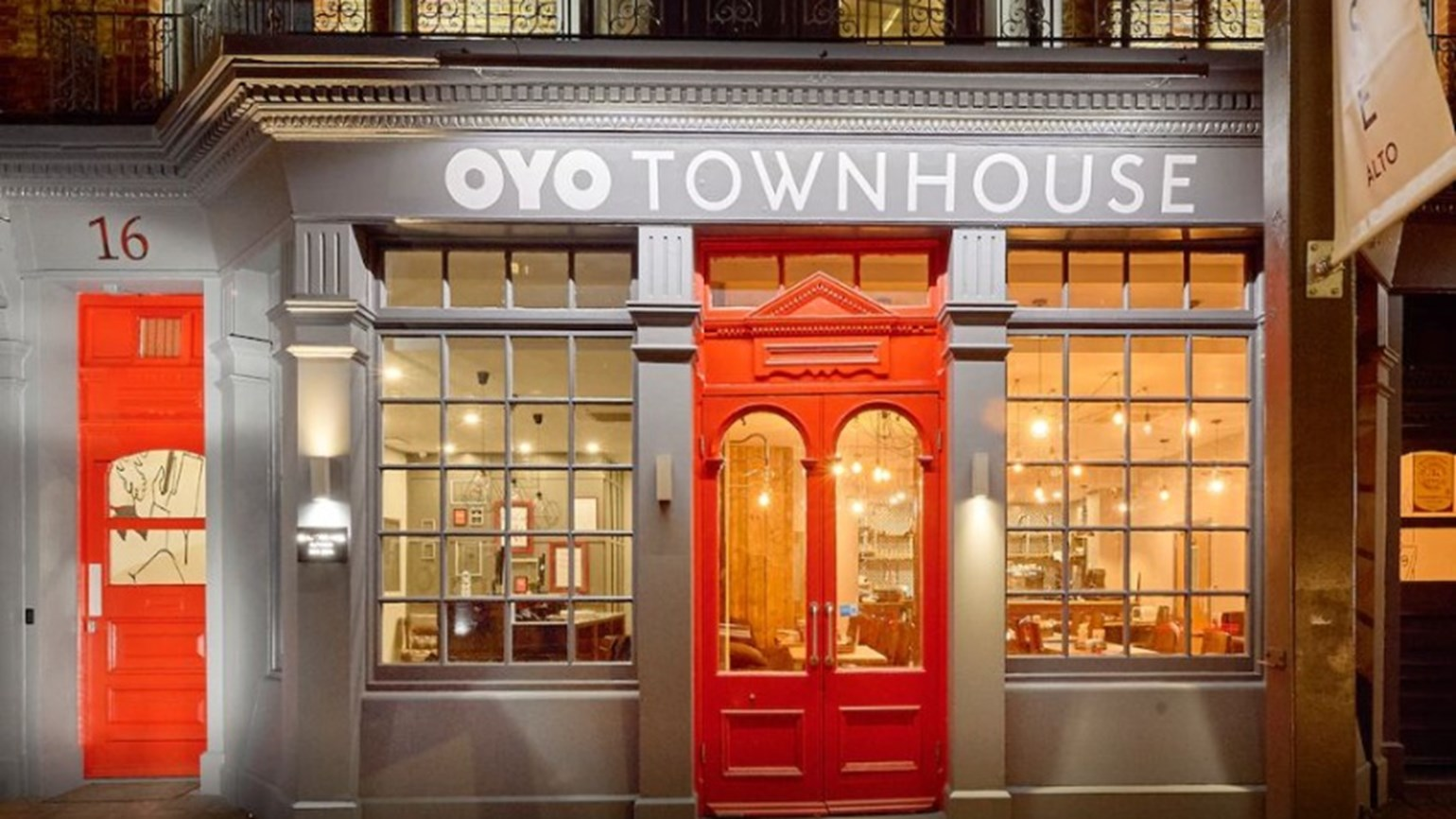 OYO furloughs UK staff