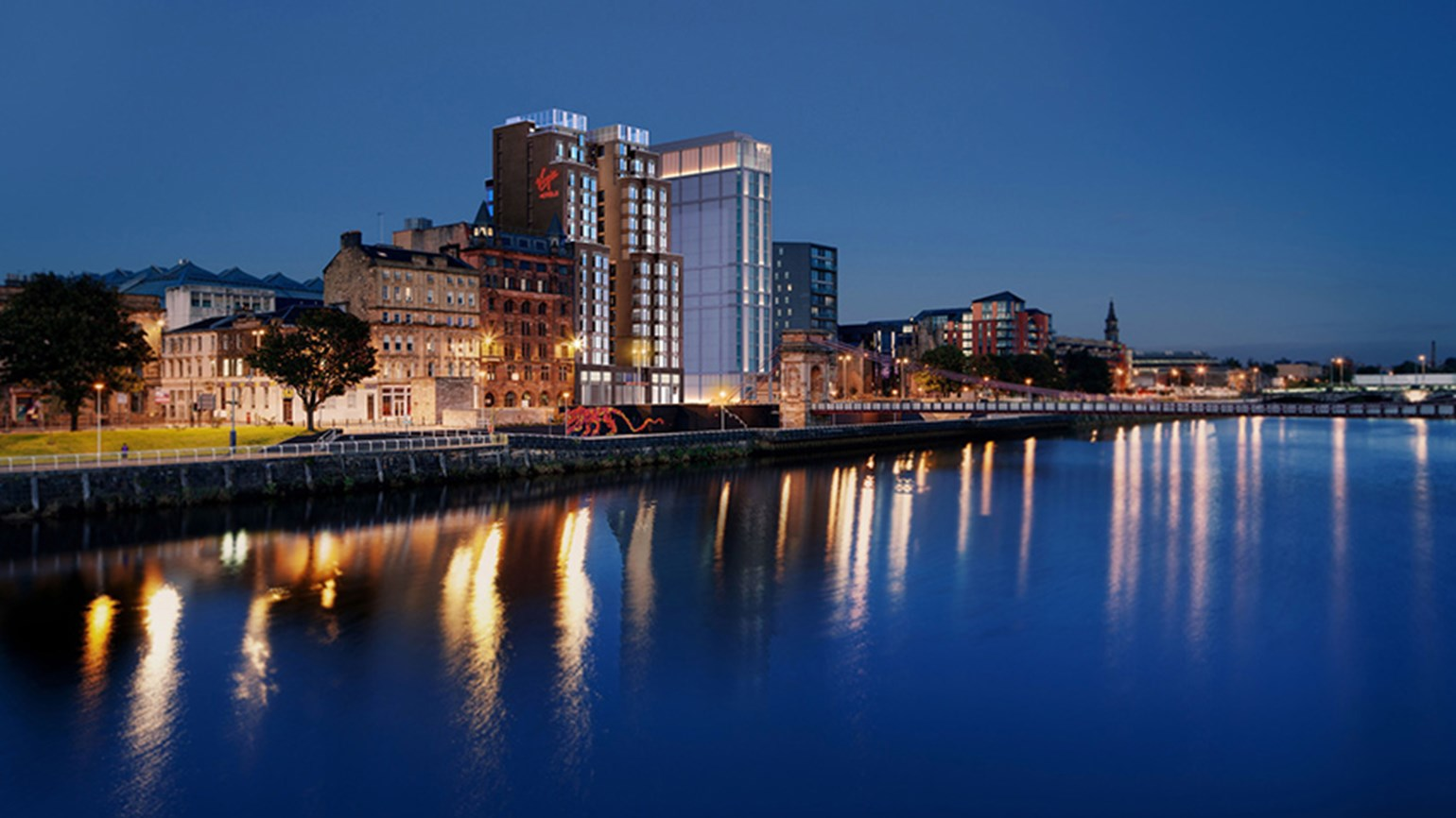 virgin hotels glasgow