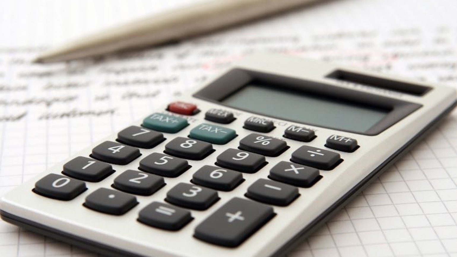 Tax VAT calculations
