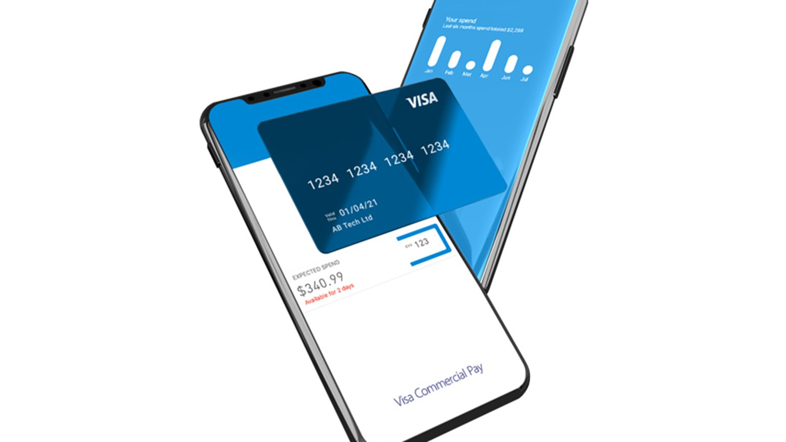 Visa and Conferma launch corporate virtual payment platform