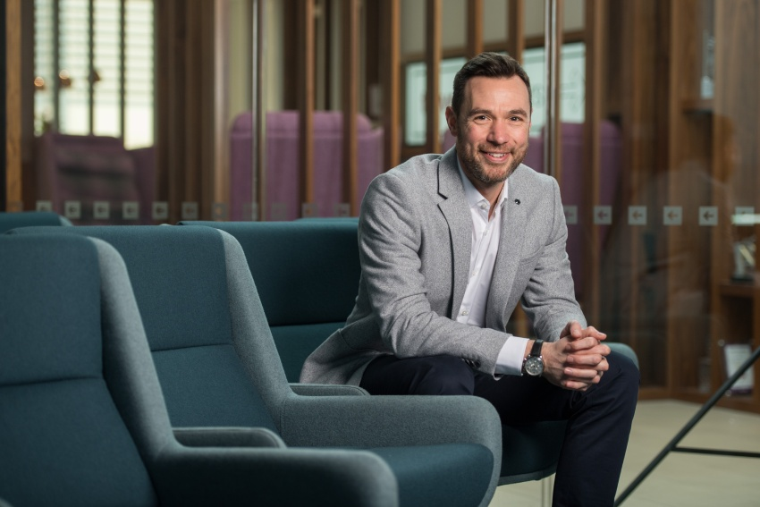 Kieran Hartwell, corporate MD at Travel Counsellors