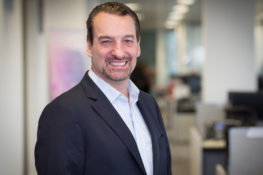 Michael Qualantone, new chief revenue officer at Amex GBT