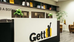 Three new senior appointments at Gett