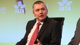 Former IAG CEO to become IATA head