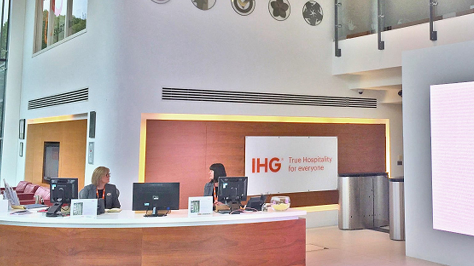 IHG headquarters