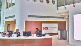 IHG names new global sales leaders