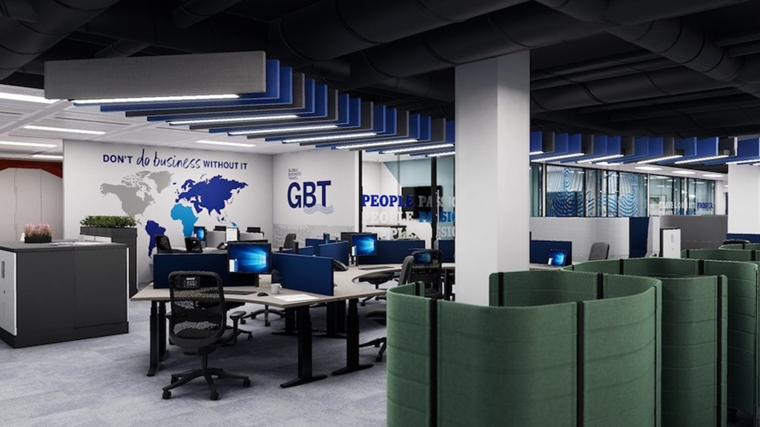 american express gbt office