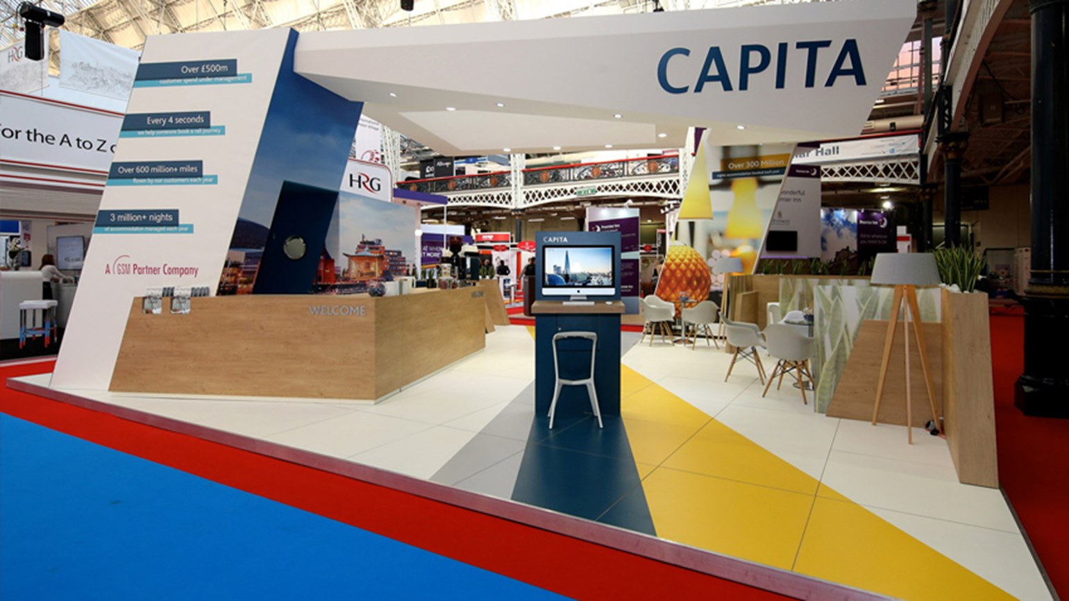 Capita to dispose of Travel and Events division