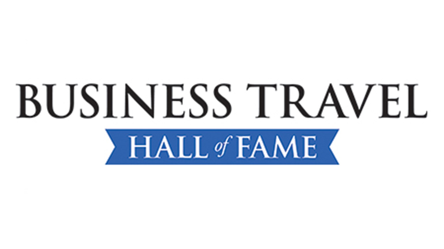 Business Travel Hall of Fame