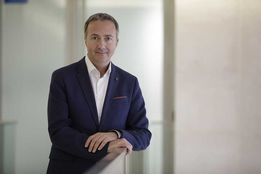 Paul Abbott: Amex GBT's CEO on the restart of business travel