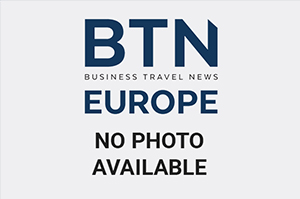 Amex GBT and DER Business Travel logos