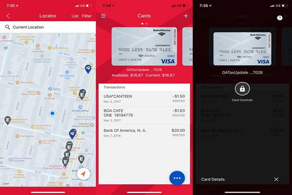 bank of america merrill lynch launches mobile app for prepaid commercial card