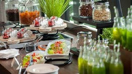 MICE: Hilton rolls out new F&B product for meetings