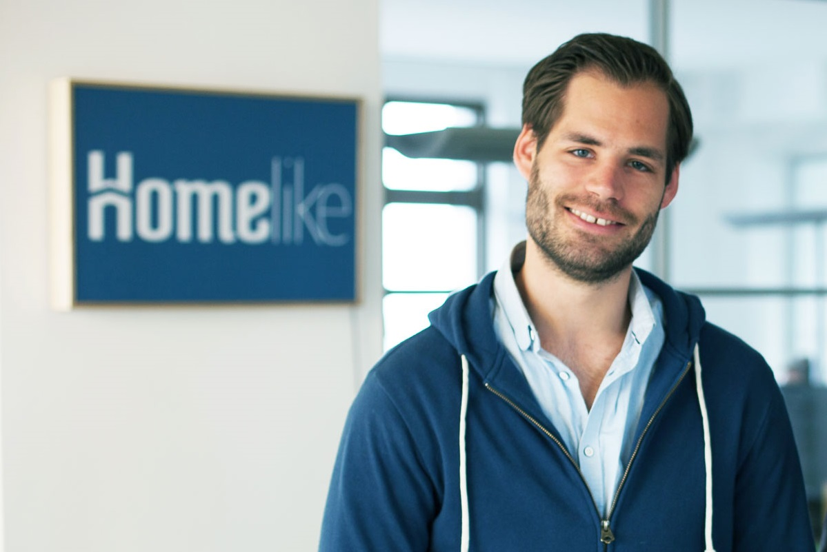 Interview Dustin Figge, Homelike   Business Travel News Europe