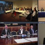 Group video conferencing: a 'glocal' feel to meetings